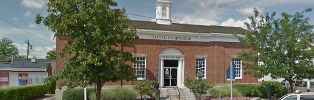 Oxford Courthouse, Oxford